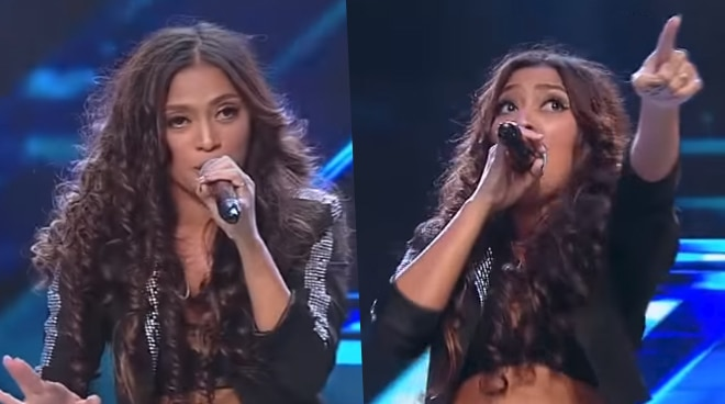 Pinay singer Bella Santiago advances in X Factor Romania