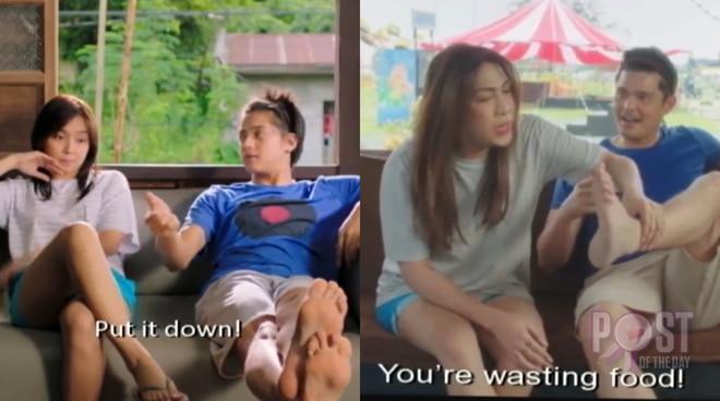 WATCH! Vice Ganda and Dingdong Dantes, nag a'la KathNiel sa Fantastica trailer