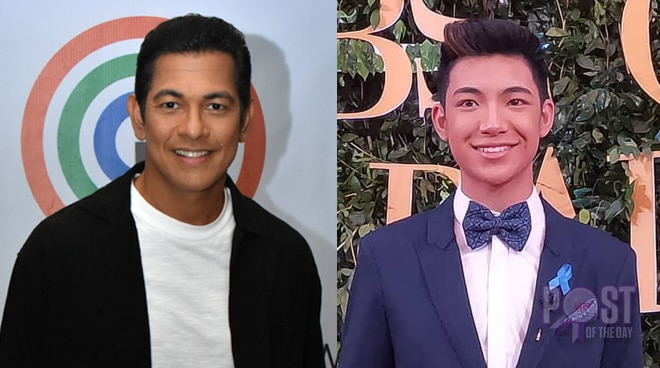 WATCH: Gary Valenciano, Darren Espanto bring it on in an all-out duo act