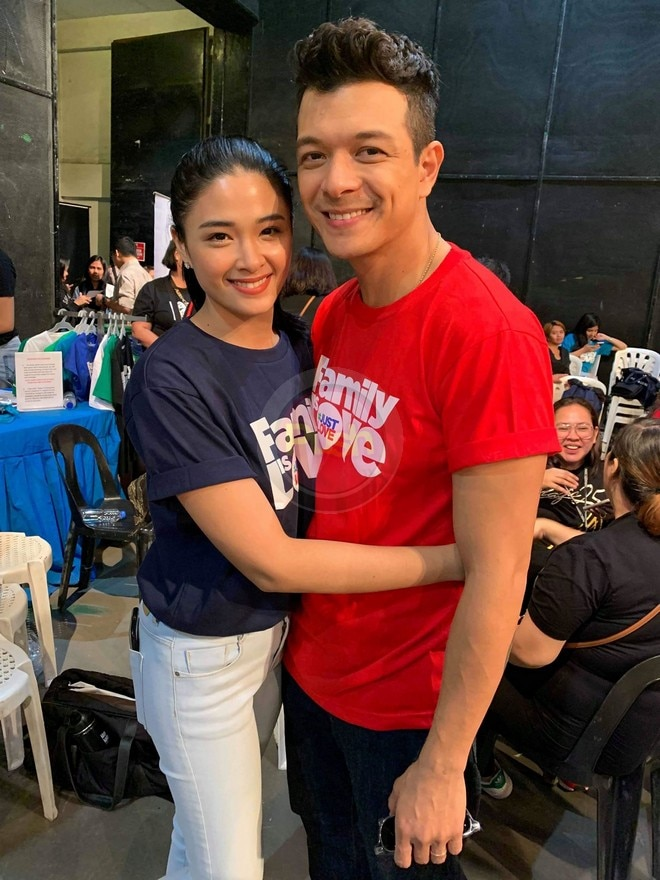Jericho Rosales and Yam Concepcion