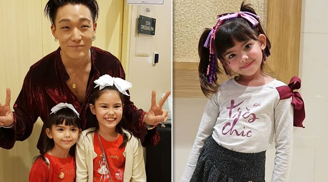 Scarlett Kramer meets K-Pop group iKON's Bobby