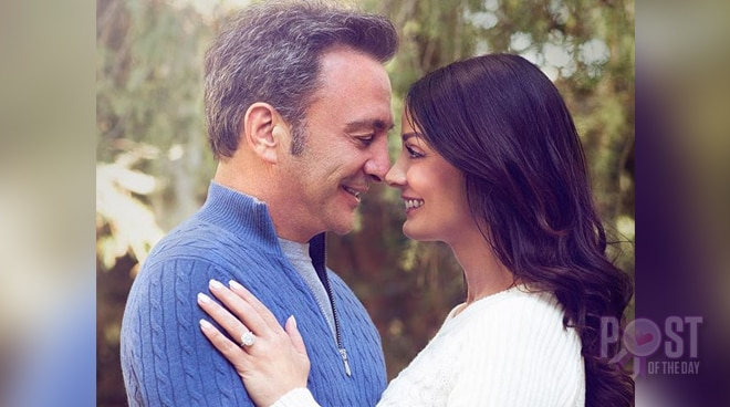 JUST IN: Dayanara Torres announces surprise engagement to Hollywood film producer