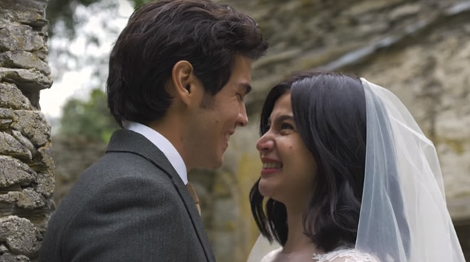 WATCH: Anne Curtis, Erwan Heussaff's touching wedding ceremony