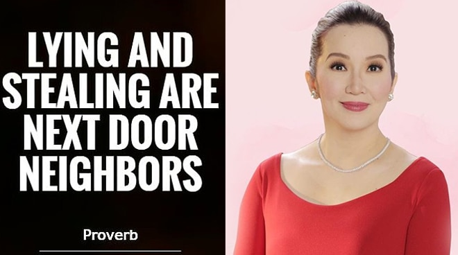 "Kris Aquino lashes out at former business associate: ""I hate thieves"""