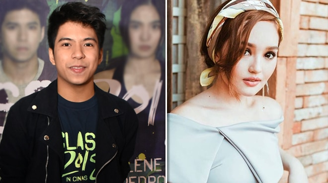 Nash Aguas and Mika dela Cruz recall how their love story began