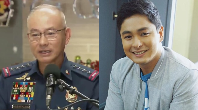 SEE: Coco Martin's response to accusations from the PNP