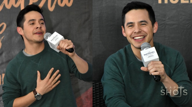 David Archuleta to stage a concert for the benefit of a surgical charity