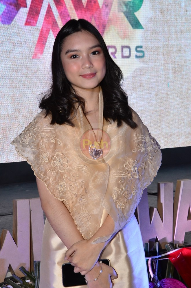 Checked out celebrities who went to the 2018 RAWR Awards.
