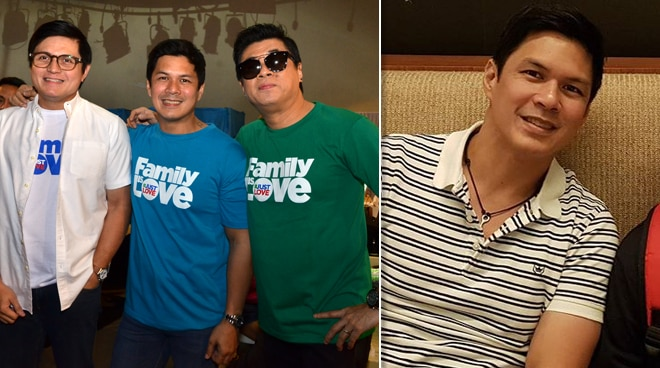 CONFIRMED: Raymart Santiago is now a Kapamilya