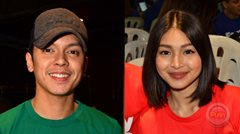 Nadine Lustre on co-star Carlo Aquino: 'Wala kaming awkward moments'