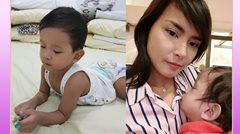 Former PBB housemate Wendy Valdez's son to undergo surgery