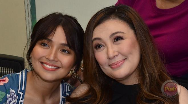 Sharon Cuneta praises Kathryn Bernardo: 'Daniel is so blessed to have you'