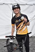 Piolo Pascual, Jake Cuenca and Matteo Guidicelli were among those who joined the Sunpiology Cycle PH
