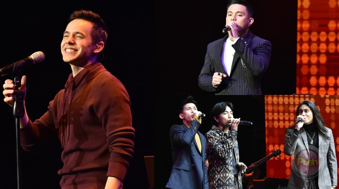 WATCH: Former Tawag Ng Tanghalan contestant Anton Antenorcruz and other artists perform with David Archuleta