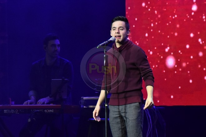 In case you missed it, here's what happened at David's Manila concert.