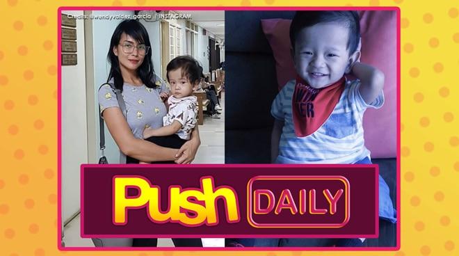 PUSH DAILY: Former PBB housemate Wendy Valdez's son to undergo surgery