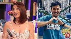"Bianca Manalo on working with her ex-boyfriend John Prats: ""Professional kaming dalawa"""