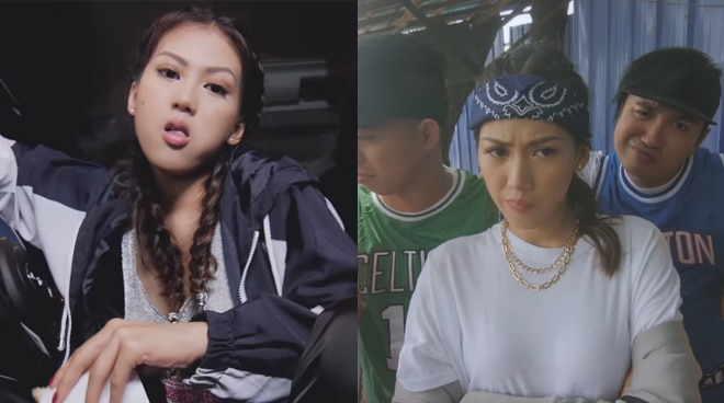 Alex Gonzaga's 'Chambe' MV tops YouTube's most trending videos
