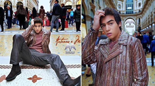EXCLUSIVE: Former PBB housemate Marco Gallo is now a model in Italy