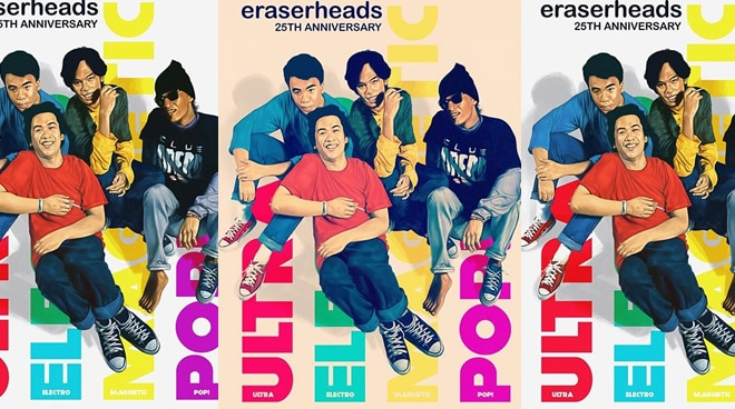Eraserheads has a surprise in time for Ultraelectromagneticpop!'s 25th anniversary
