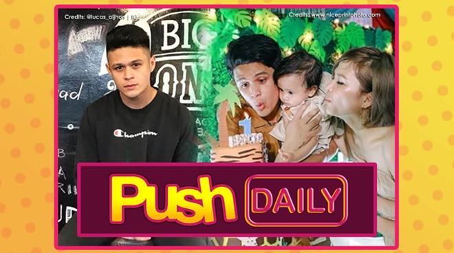 Push Daily: Jon Lucas' son Brycen celebrates his 1st birthday with a fun safari-themed party