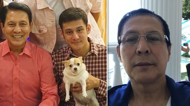 JUST IN: Tirso Cruz III's eldest son Teejay passes away at 37