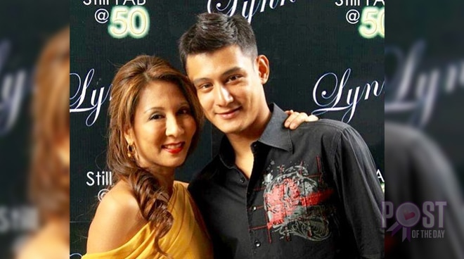 Tirso Cruz III's wife on her son TJ: 'Pinahiram ka ni Lord sa akin for 37 years, and I thank God for that'