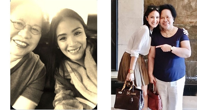 Heart Evangelista remembers the late senator Miriam Defensor-Santiago