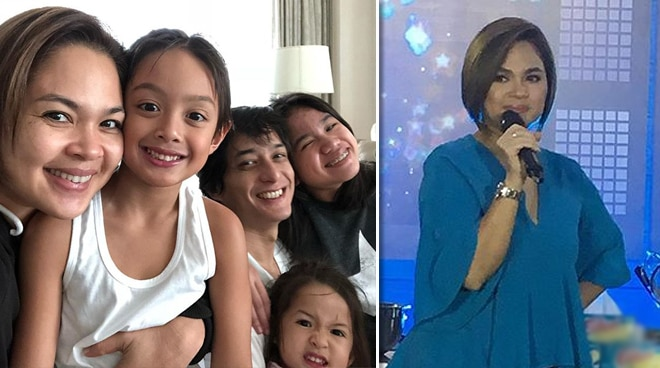 EXCLUSIVE: Judy Ann Santos shares her thoughts before marriage: 'My God, manganganak pa ba ako?'