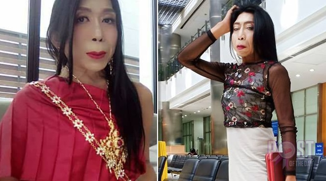 Thai internet sensation Mader Sitang gets blacklisted in the Philippines