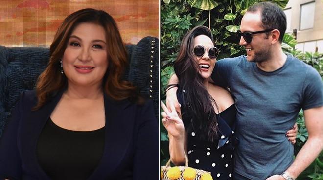 Sharon Cuneta speaks up about daughter KC's boyfriend Pierre-Emmanuel Plassart