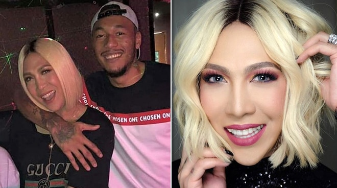 Vice Ganda claims his encounter with Calvin Abueva in Boracay was pure coincidence