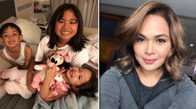 EXCLUSIVE: Judy Ann Santos on having another baby: 'Parang hindi na siya practical'