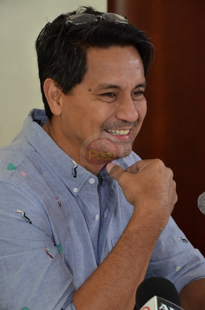 Richard Gomez talks about his experience in Three Words to Forever movie