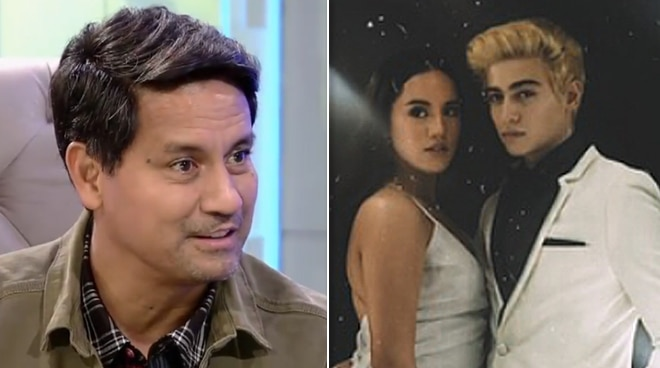 Richard Gomez, inaming nanligaw si Marco Gallo kay Juliana Gomez