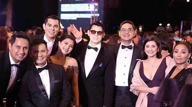 LOOK: Jaya and her friends are total #SquadGoals at the ABS-CBN Ball