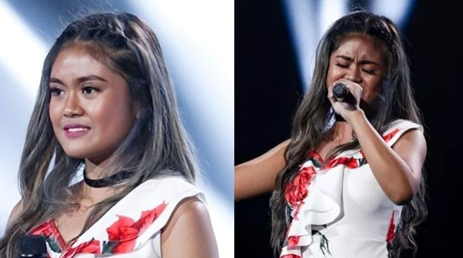 Pinay singer Maria Laroco gets in X Factor UK's final 6