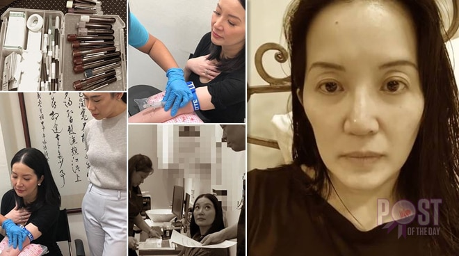 Kris Aquino gives an update about medical check up in Singapore