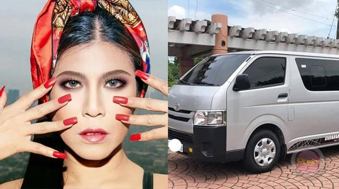 Mystica, nakabili ng P1.2 million worth na sasakyan dahil sa 'Ang Probinsyano'