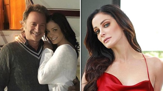 Dayanara Torres posts sweet message for boyfriend, Marvel movies producer Louis D'Esposito