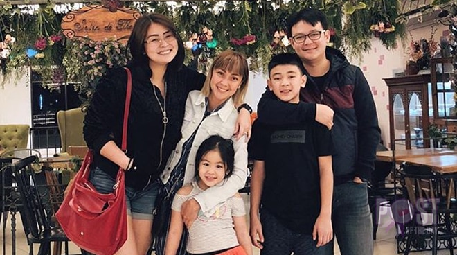 LOOK: Jodi Sta Maria shares a picture of her happy family