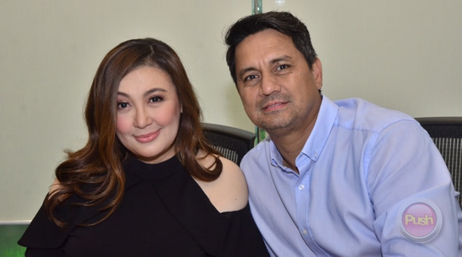 LOOK: Sharon Cuneta and Richard Gomez start shooting 'Three Words To Forever'