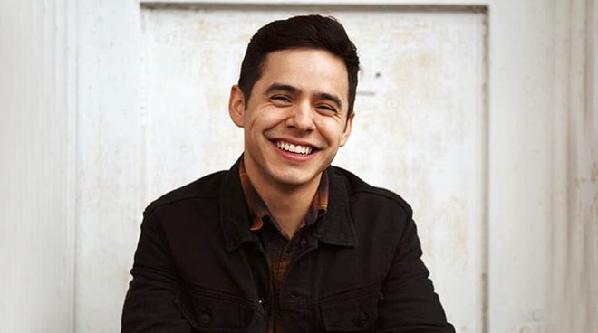 David Archuleta to return to PH for a benefit show
