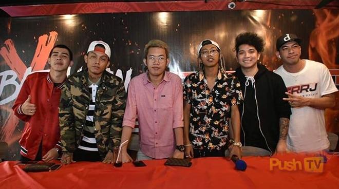 Ex Battalion makakasama ang iba pang hip hop artists para sa isang digital concert