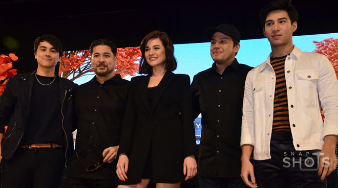 "Aga Muhlach and Bea Alonzo's movie First Love to show many ""firsts"""
