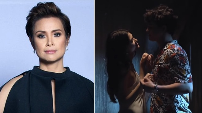 Why Lea Salonga finds JK Labajo's music video with Maureen  Wroblewitz  'a little uncomfortable'
