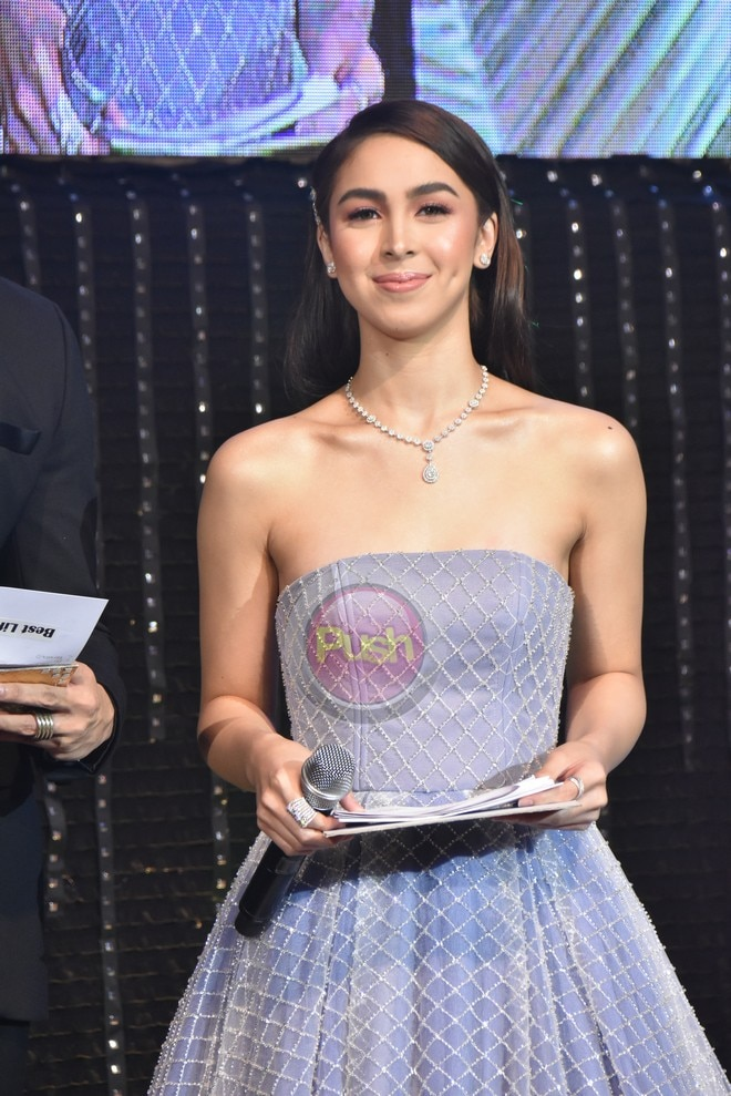 Julia Barretto at the 32nd PMPC Star Awards for TV