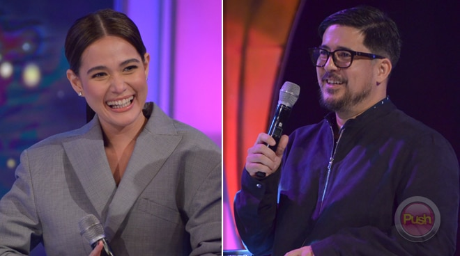 What is Aga Muhlach's love advice to Bea Alonzo?