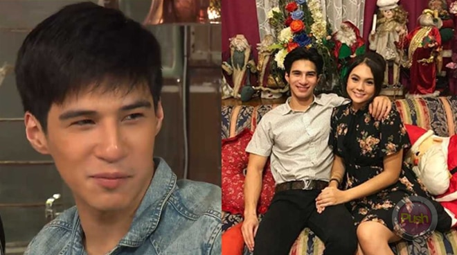 Albie Casiño is proud of three-year relationship with non-showbiz girlfriend