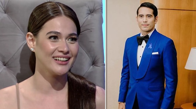 Bea Alonzo playfully likens Gerald Anderson to chocolate cake